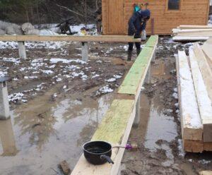 Антисептик для деревянного дома