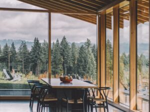 Деревянная терраса